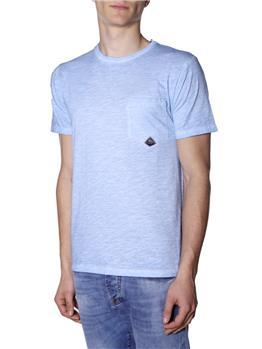 T-shirt roy rogers leggera CELESTE CHIARO