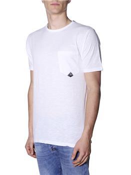 T-shirt roy rogers leggera PANNA