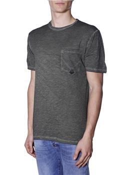 T-shirt roy rogers leggera VERDE MILITARE