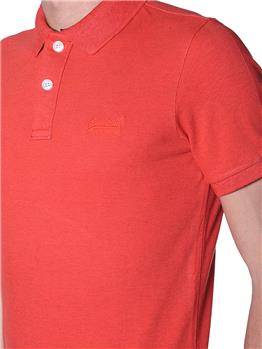 Polo superdry uomo vintage ORANGE