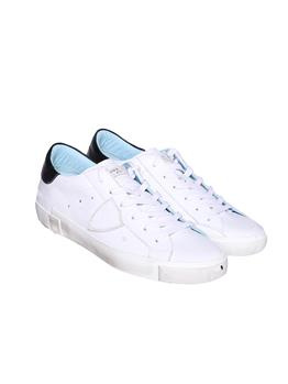 Sneakers philippe model donna VEAU BLANC