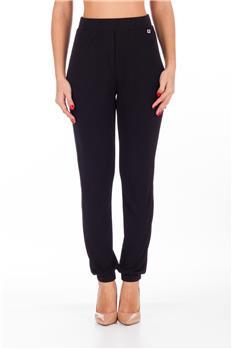 Pantalone twin set NERO P8