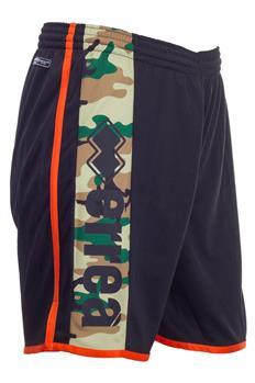 Pantaloncino errea camouflage NERO P5