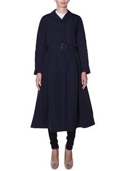 Cappotto aspesi donna classico BLU