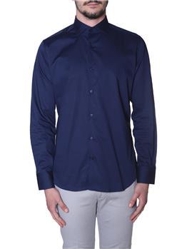 Camicia golf by montanelli BLU