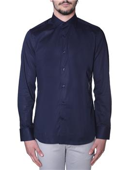 Camicia golf by montanelli BLU SCURO