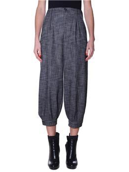 Pantalone semicouture allison SPINATO