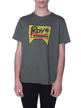 T-shirt roy rogers uomo VERDE MILITARE