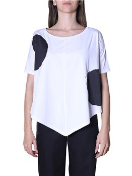 T-shirt manila grace BIANCO P1