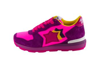 Sneaker atlantic star donna FUXIA