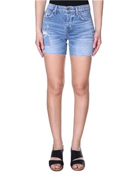 Jeans shorts superdry MID WASH
