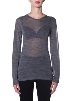 T-shirt semicouture astrelle ANTRACITE