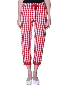 Pantalone semicouture buddy VICHY AVOR