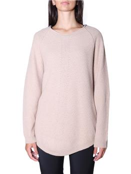 Maglia semicouture angelie CAMEL