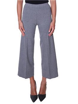 Pantalone semicouture celine ACCIAIO
