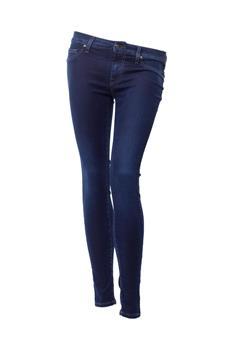 Jeans roy rogers 5 tasche LAVAGGIO SCURO I4