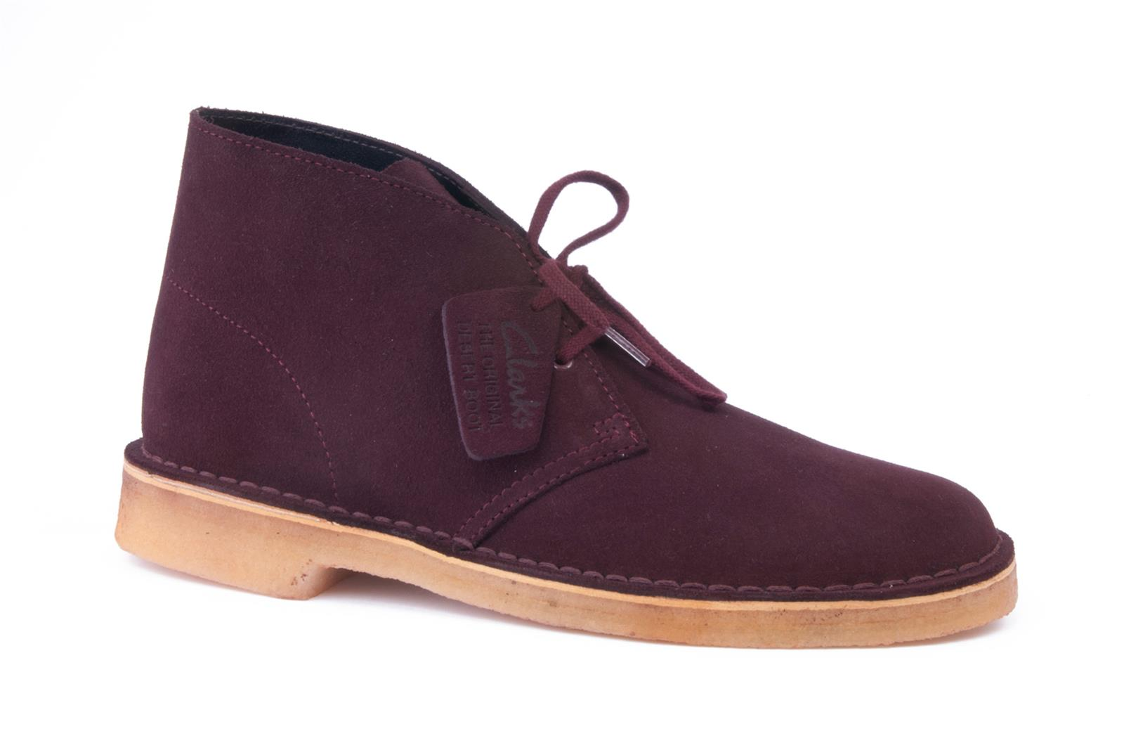 9cc89a94 Clarks desert boot uomo VINACCIA Y5