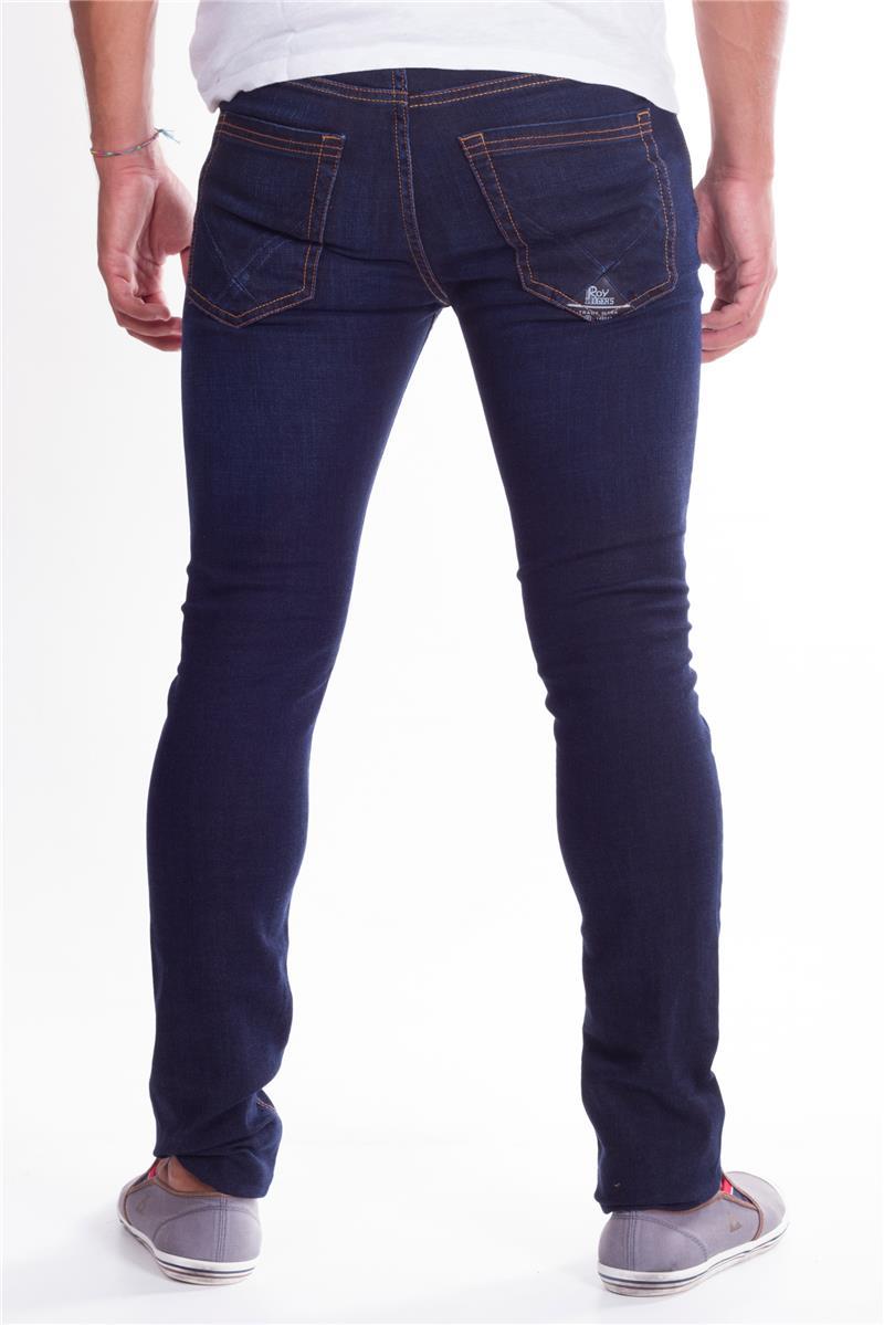 timeless design 6de7b f4da3 Jeans roy rogers uomo campa LAVAGGIO SCURO Y7