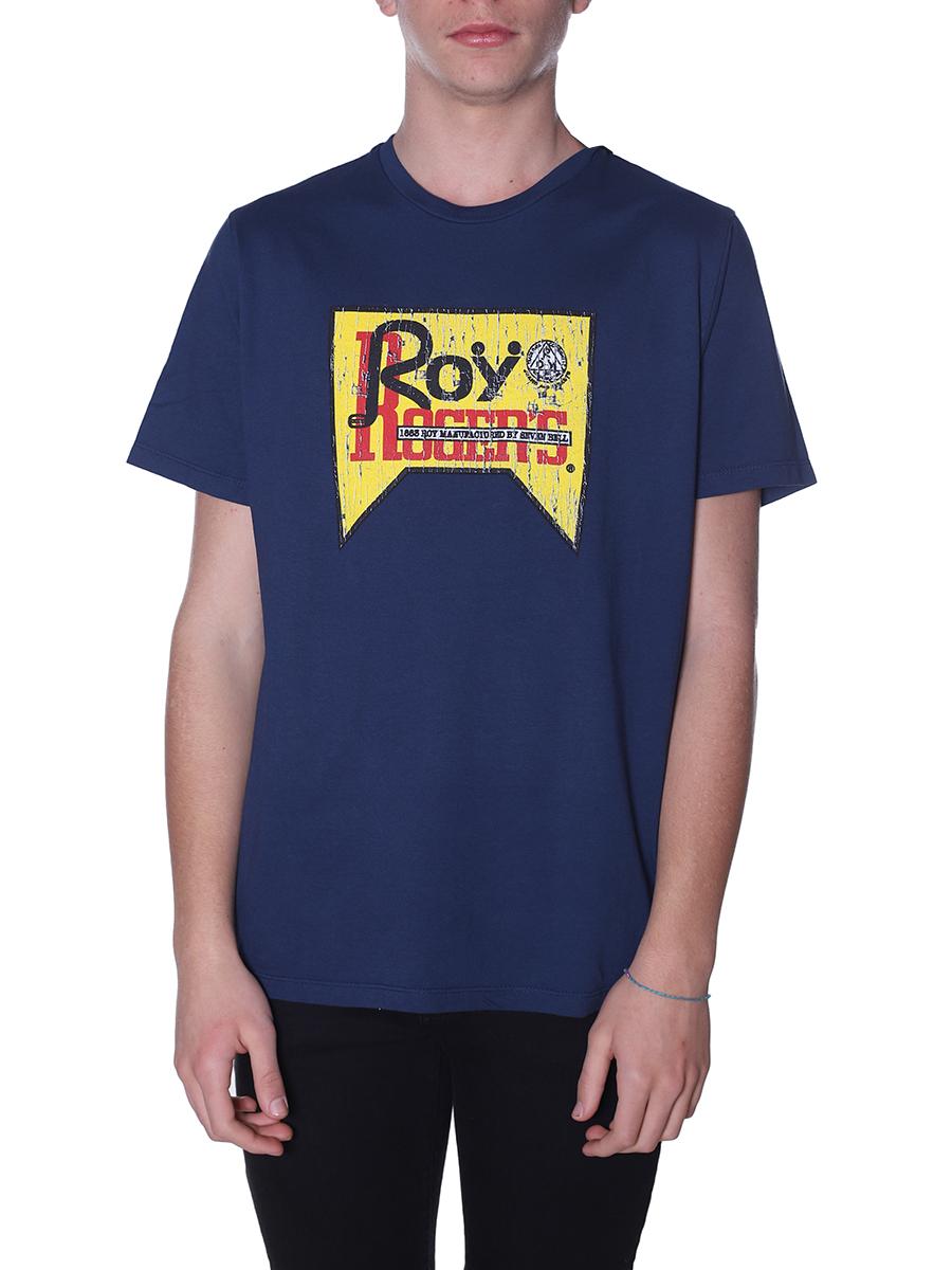 T Roy Rogers Uomo Blu Shirt BdxWrCeo