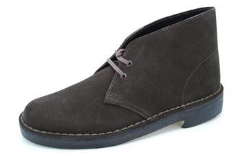 Clarks desert boot classica MARRONE