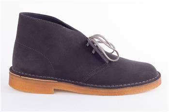 Clarks desert boot classica GRIGIO ANTRACITE Y7