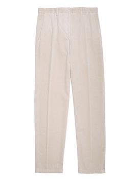 Pantalone aspesi donna velluto BEIGE