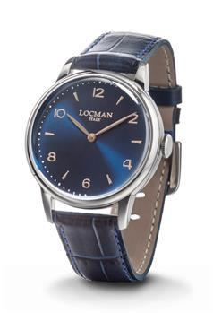 Locman 1960 solo tempo BLU