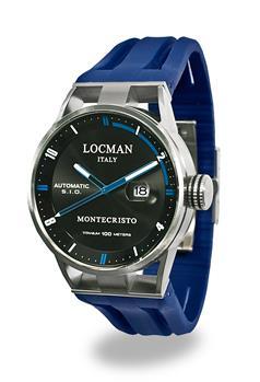 Locman montecristo classico BLU