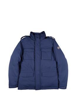 Piumino field jacket uomo BLU
