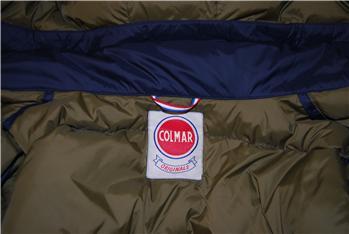 Piumino Originals Colmar Q2 Lungo Blu OrOAZ7wxqC