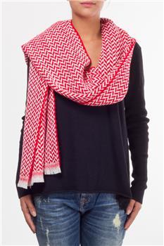 Altea sciarpa spigata ROSSO Y5