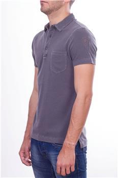 Blauer polo uomo con tasca GRIGIO P6