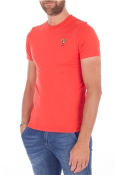 Blauer t-shirt uomo mezza ARANCIO