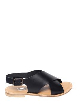 Sandalo portofino golf NERO