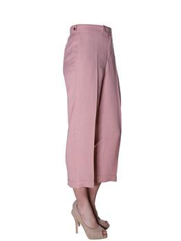 Pantalone twin set classico PERLA ROSA