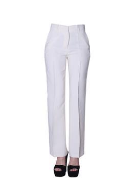 Pantalone twin set classico BIANCO