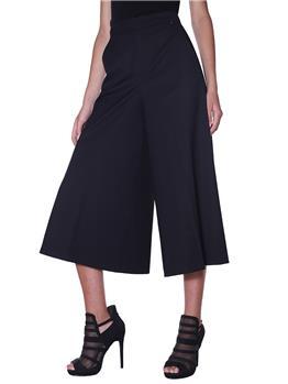 Pantalone twin set NERO Y0