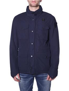 Field jacket blauer uomo BLU