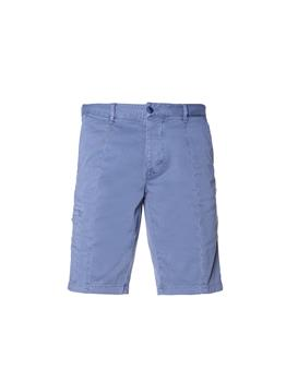 Bermuda blauer uomo classico AVIO