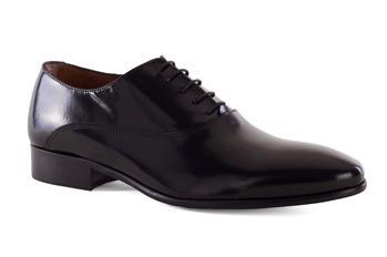 Scarpa classica stringata NERO