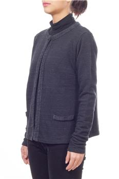 Giacca maglia fred perry GRIGIO SCURO I4