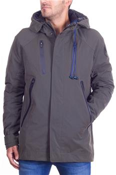 Parka north sails uomo VERDE Y7