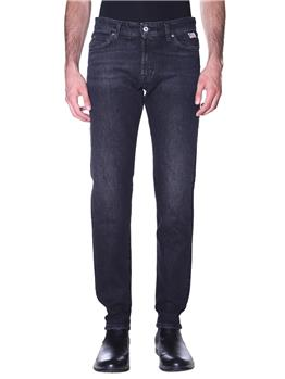 Jeans roy rogers black NERO