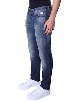 Jeans roy rogers uomo JEANS LAVAGGIO VINTAGE