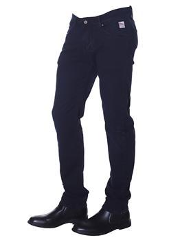 Jeans roy rogers lavato BLU