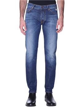 Jeans roy roger 5 tasche LAVAGGIO MEDIO