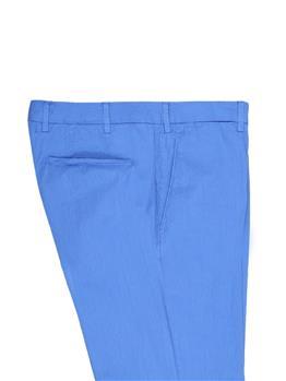 Pantalone golf seersucker CELESTE SCURO - gallery 5