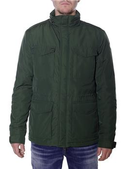 Field jacket north sails uomo KOMBU GREEN