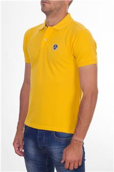 Polo north sails uomo GIALLO P2