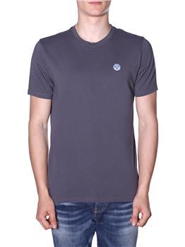 T-shirt north sails uomo GRIGIO